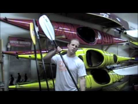 How To Choose The Right Size Kayak Paddle