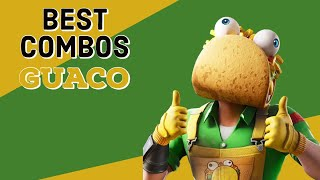 Best Combos | Guaco-Brasil | Fortnite Skin Review