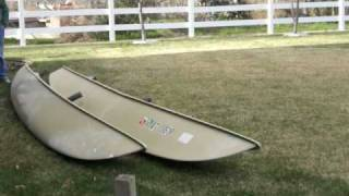 Hobie cat 16 Boat Repair