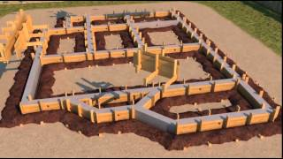 видео строительство домов