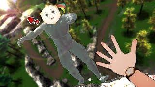 【共闘?】ちょっと手を貸せよ…手を繋いでゴールを目指せ!【ゲームナイト〜Heave Ho〜】
