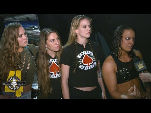 Shayna Baszler's irate reaction after her NXT Women's Title defeat: WWE Exclusive, Aug. 18, 2018