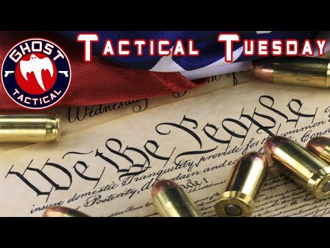 Tactical Tuesday #17:  2A Capitol Rally Recap, Tulsa Gun Show, Self/Home Defense Cache on a Budget