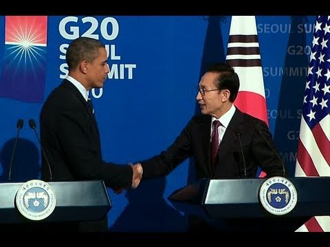 President Obama and President Lee Press Availability