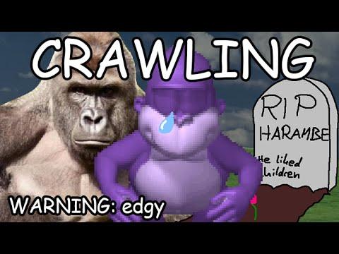 Bonzi Buddy sings CRAWLING IN MY SKIN (ULTIMATE HARAMBE TRIBUTE) (MIDI)