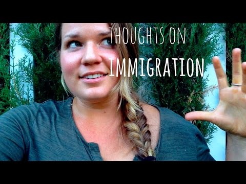 Let's Talk Immigration