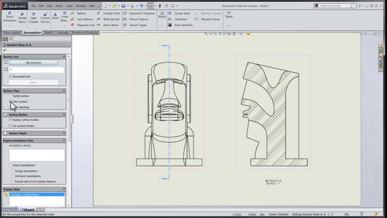 Tech Tip: SOLIDWORKS 2015 Tutorial