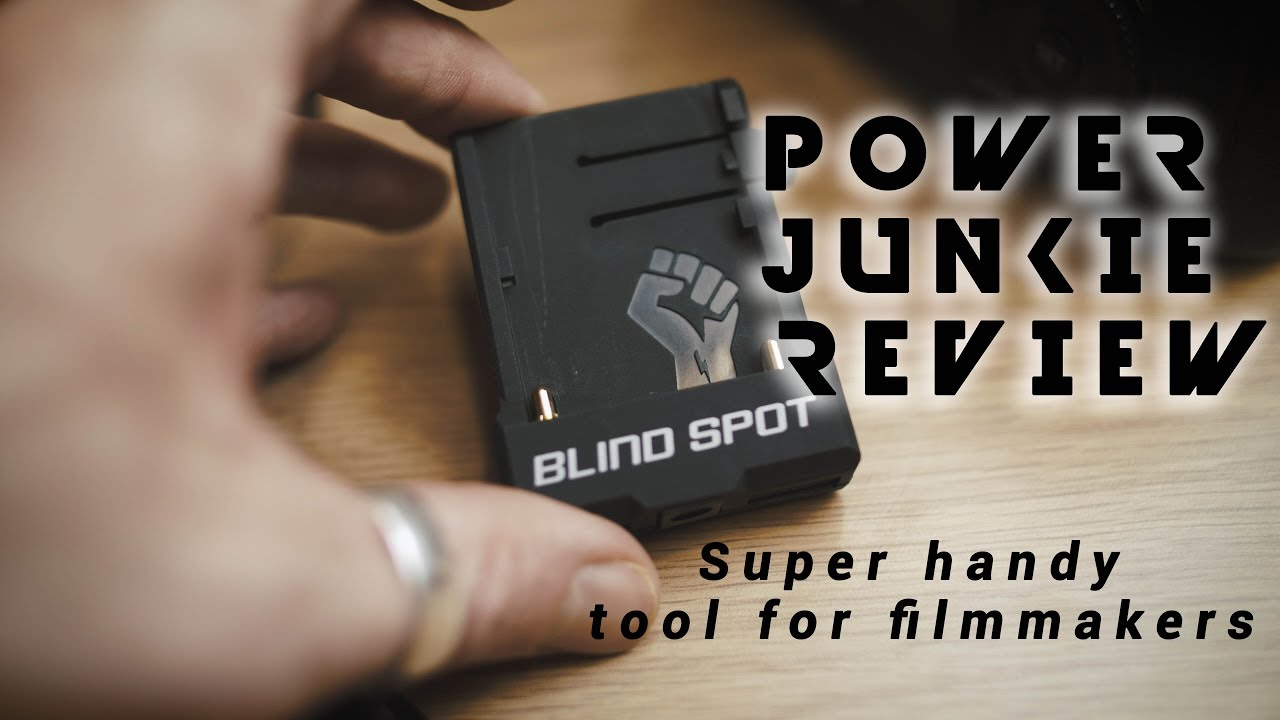 Super Handy Power Solution for Filmmakers - The Power Junkie