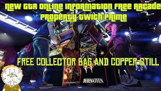 GTA Online And Red Dead Online New Info Free Arcade Property, New Radio, Free Moonshine Still