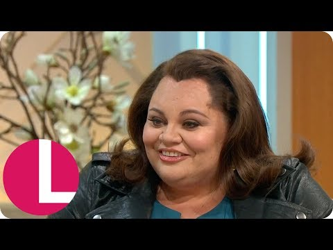 The Greatest Showman's Keala Settle on Working With Hugh Jackman and Her Future   Lorraine