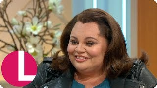 The Greatest Showman's Keala Settle on Working With Hugh Jackman and Her Future | Lorraine