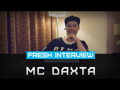 Fresh Interview: MC DAXTA [full]