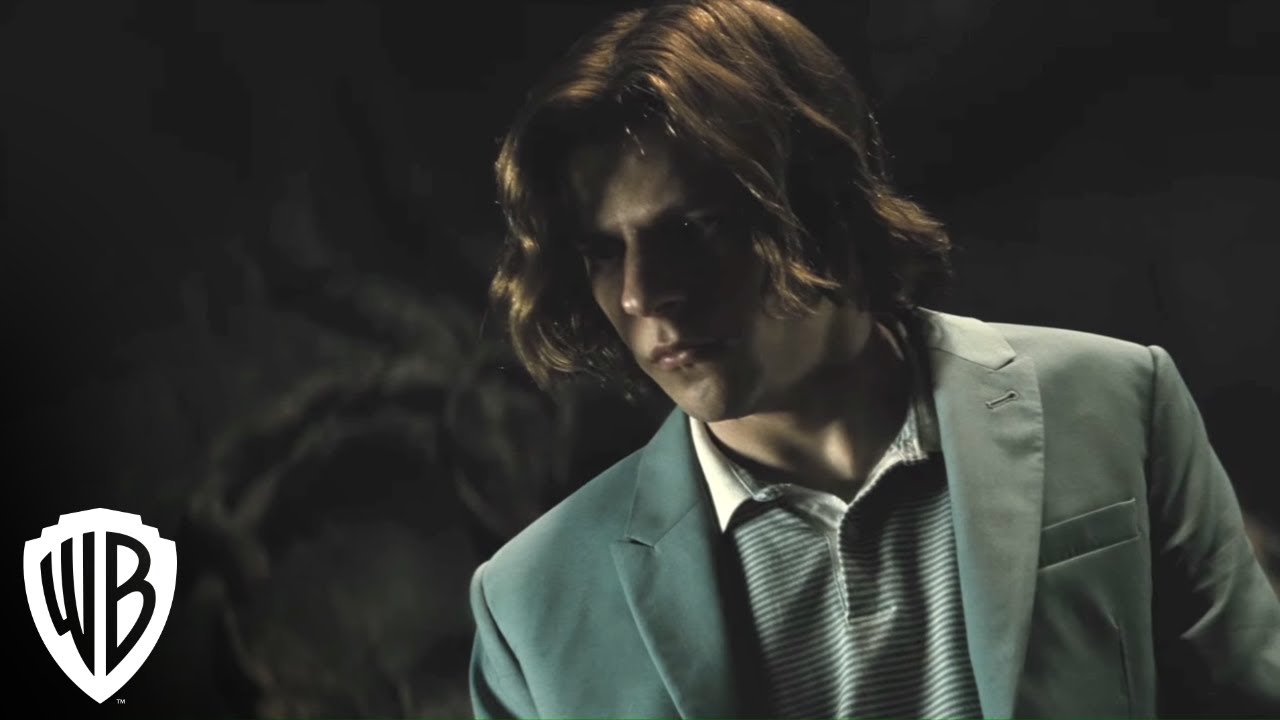 Bvs 101 Lex Luthor Youtube