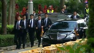 Trump trifft Kim in Singapur: Vorgespräche