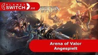 Arena of Valor (Switch) - Angezockt