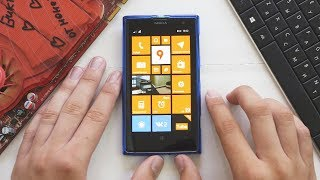 WINDOWS PHONE В 2020  - МОЖНО ПОЛЬЗОВАТЬСЯ? | РЕТРОБЗОР