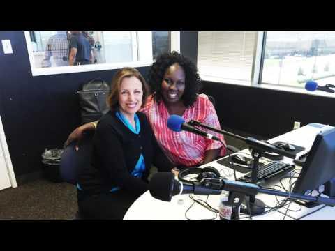 Charity Talk Radio  Katherine Krause & Cara Mendelsohn