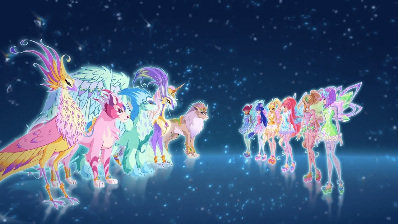 Winx club saison 7 pisode 14 transformation tynix clip youtube - Les winx saison 3 ...