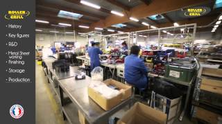 Roller Grill : A French Manufacturing Industry !