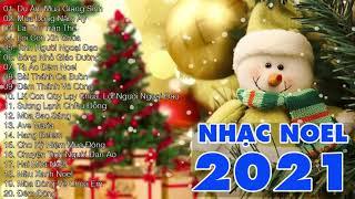 20 Bài Nhạc giáng Sinh Hải Ngoại Bất Hủ - Liên Khúc Nhạc Noel Hải Ngoại 2021 Hay Nhất