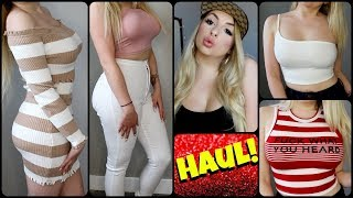 SPRING Fashion HAUL + Try On!!