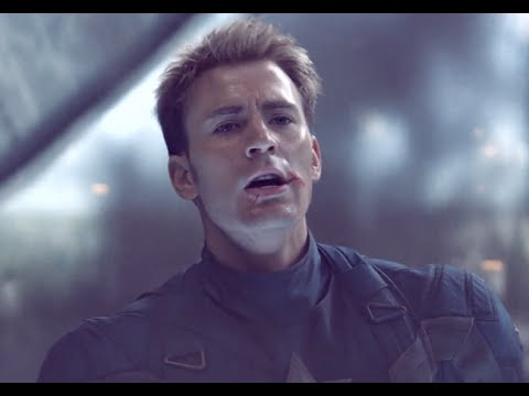 """Captain America - """"you better know what you"""