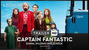 Captain Fantastic Stream Kinox