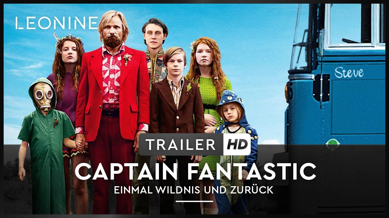 Captain Fantastic Einmal Wildnis Und Zurück Stream