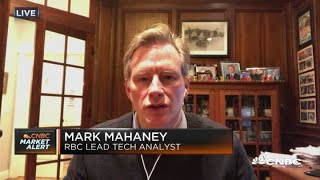 Amazon delivered on expectations, but didn't over-deliver: RBC's Mark Mahaney