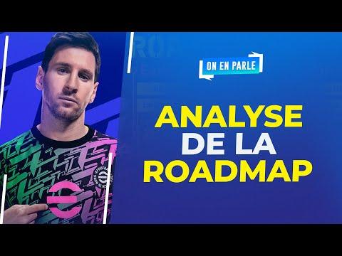 eFootball/PES 2022 : Que nous dit la Roadmap ? (Avec Carlopits)
