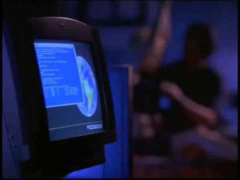 Takedown - hacking scene