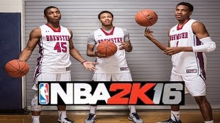 Nba 2k16 my career official news - top high school player storyline!