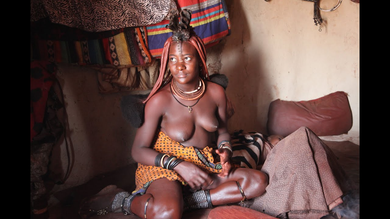 Download PURE AFRIKA -Tribe HIMBA of  Namibia