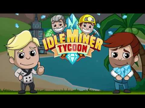 Idle Miner Tycoon - Introducing Super Managers AD