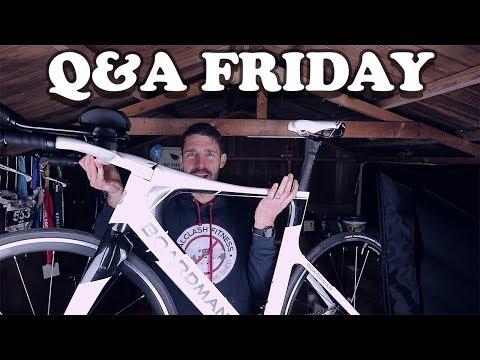 Kalclash Fitness Q&A Friday January 12 2018 - who wants a No Sheep T-shirt?