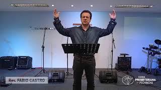 Culto Vespertino - A Falsa liberdade dos falsos grilhões de uma falsa justiça. - IPP