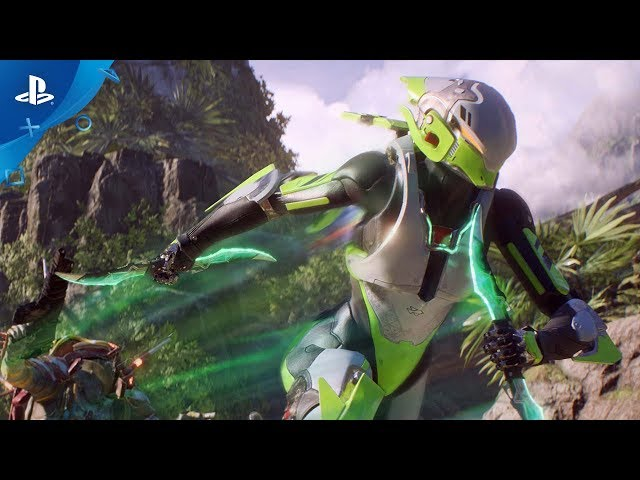 Anthem Launch Trailer | PS4