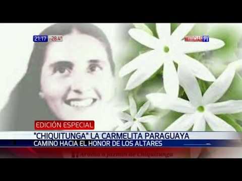 Especial de Chiquitunga en Noticias Paraguay