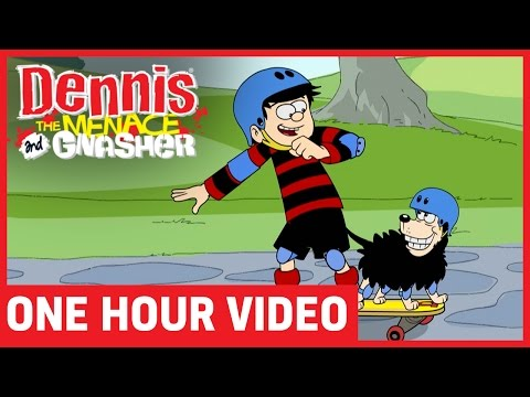 Dennis the Menace and Gnasher |  Series 2 | Episodes 13-18 (1 Hour)