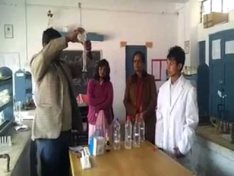SAMPLING AND TESTING OF GROUND WATER IN MEGHALAYA