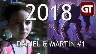 Thumbnail für Highlights 2018: darauf freuen sich Daniel und Martin #1 – GT-Talk #87