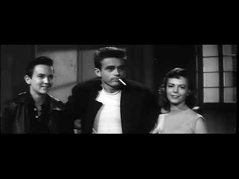 Screen Test  James Dean, Richard Beymer and Natalie Wood
