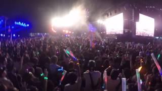 David Guetta - Titanium Live @ Ultra Japan 2015