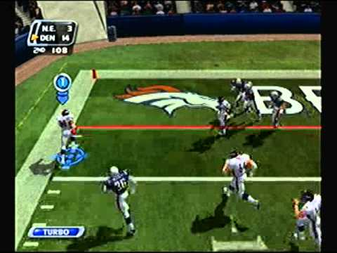 NFL Blitz 2003 - Denver Broncos at New England Patriots