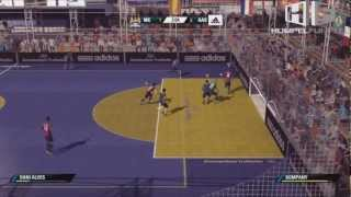 FIFA Street 4 - PS3 Gameplay HD