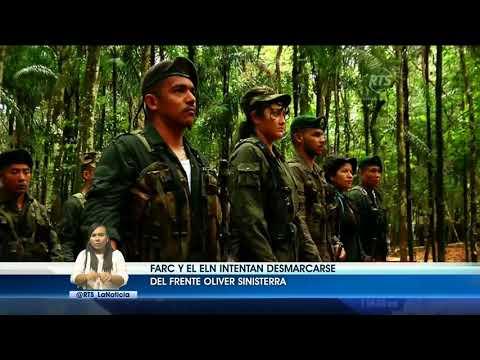 FARC y el ELN intentan desmarcarse de alias 'Guacho'