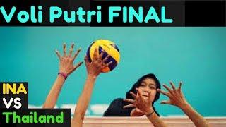 Video FINAL Voli Putri Indonesia vs Thailand FINAL SEA Games Kuala Lumpur 2017 download MP3, 3GP, MP4, WEBM, AVI, FLV November 2018
