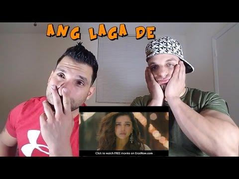 Ang Laga De REACTION