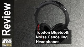 Video Topdon Bluetooth Noise Cancelling Headphones download MP3, 3GP, MP4, WEBM, AVI, FLV Juli 2018