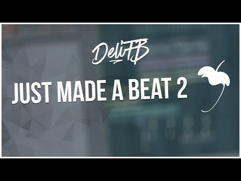 DeliFB Made a Beat - Episode 2 [FL Studio]